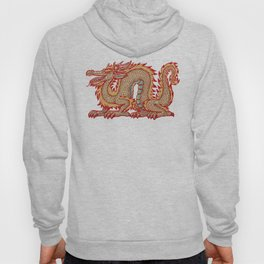 Old China Dragon Hoody