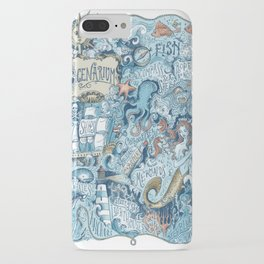 Ocenarium iPhone Case