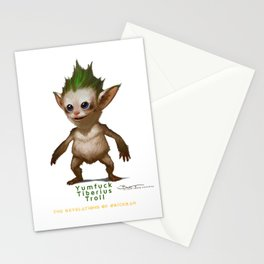 YT Troll - Revelations of Oriceran (C) Stationery Cards
