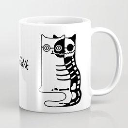 Schrodingers Cat – Quantum paradox Coffee Mug