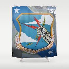 Strategic Air Command - SAC Shower Curtain