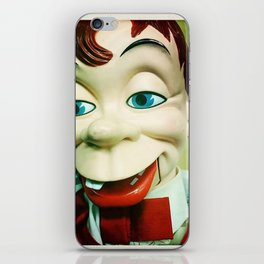 Howdy Doody iPhone Skin