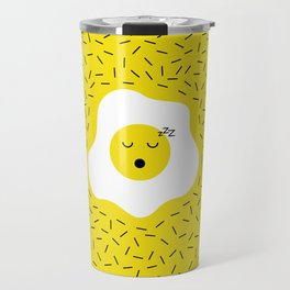 Eggs emoji Travel Mug