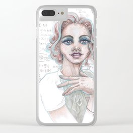 The Physics Of... Clear iPhone Case