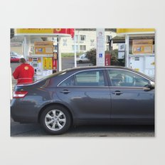 Full Service Station- Oregon Canvas Print