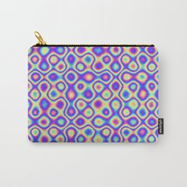 Pattern 60's like Carry-All Pouch