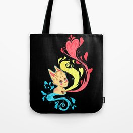 Heavy Hearts Tote Bag