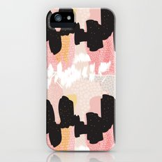 Abstract Pattern Slim Case iPhone SE