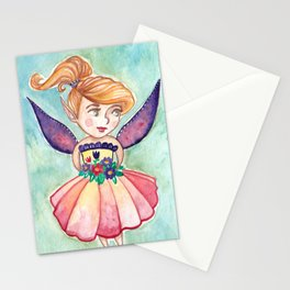 Merry Fairy Stationery Cards