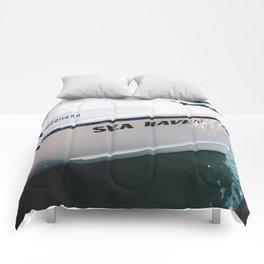 Sea Raven  Comforters