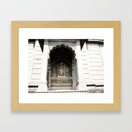 Eight Arms Framed Art Print