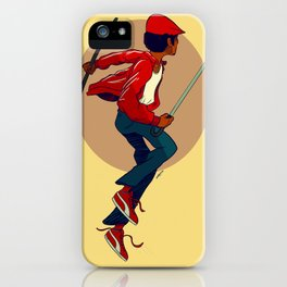 Shaolin Fantastic iPhone Case
