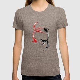 Koi Yin & Yang T-shirt