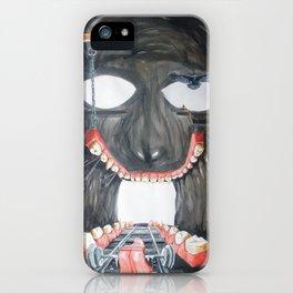 Masquera iPhone Case