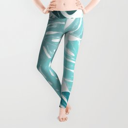 Blue romance Leggings