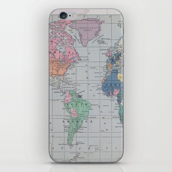 Lost Without You iPhone & iPod Skin