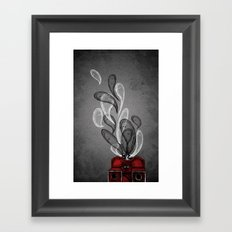 Lost Memories Framed Art Print