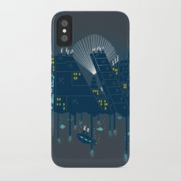 Nowhere Else to Go iPhone Case