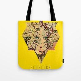 Eldritch Treeface Tote Bag