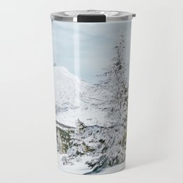 Sniezka Winter Mountains Travel Mug