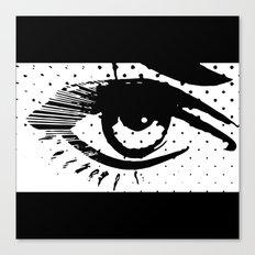 POP eye Canvas Print