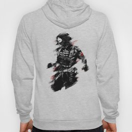 The Winter Soldier Hoody