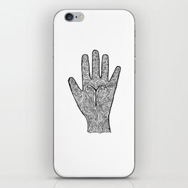 Aries Hand / Hamsa iPhone Skin