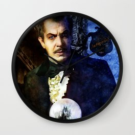 Vincent Price #1 Wall Clock