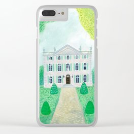 mansion Clear iPhone Case