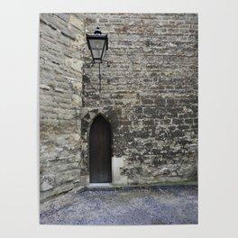 Doors Oxford 3 Poster