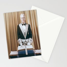 DAVE THE MASON Stationery Cards