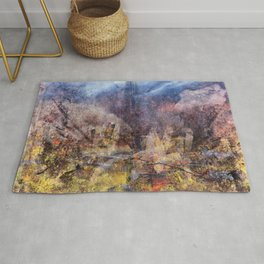 FROM THE RUBBLE Rug