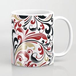 Abstract Floral 34 Coffee Mug