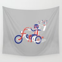 freedom Wall Tapestries featuring Freedom by Wharton