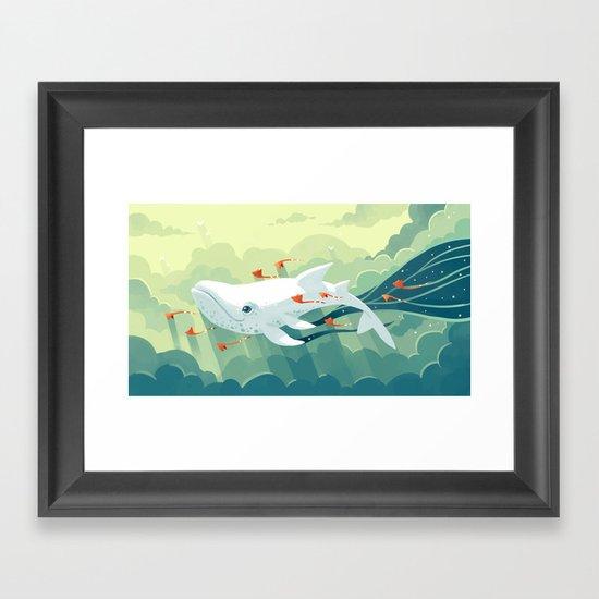 Nightbringer 2 Framed Art Print