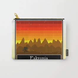 Fakronia- Post Heist Carry-All Pouch