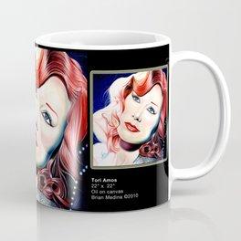 Tori Amos Painting Coffee Mug