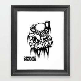 Catatomic Framed Art Print