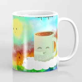 Unicorn f-art Coffee Mug