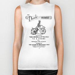 THE DANDY HORSE Biker Tank