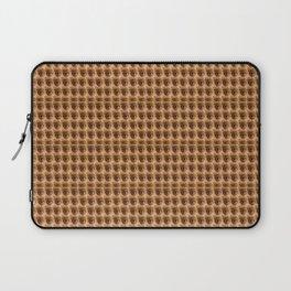 Loads of eyes pattern Laptop Sleeve
