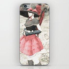 Nice dress - 漂亮的连衣裙 iPhone Skin