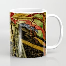 Crying Indian Coffee Mug