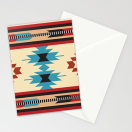 American Native Pattern No. 37 Stationery Cards