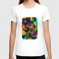 kandinsky T-shirts featuring Child's Play by Klara Acel