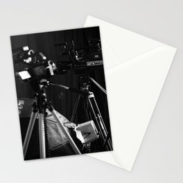 Behind the Scenes Stationery Cards