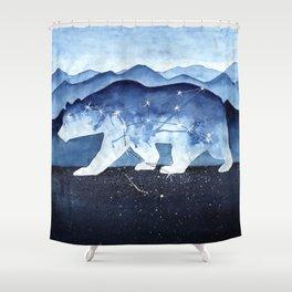 Great Bear Shower Curtain