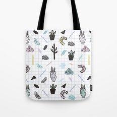 PASTEL GARDENS Tote Bag