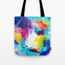Love is a Give & Take Tote Bag