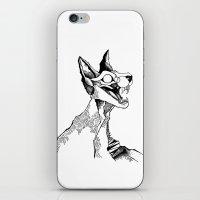 evil queen iPhone & iPod Skins featuring evil queen by vasodelirium